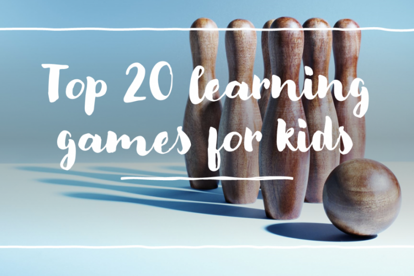 Top 20 Educational Games For Kids