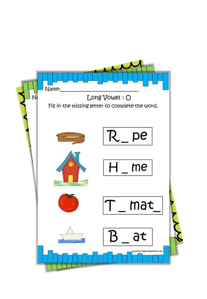 Long vowel letter O