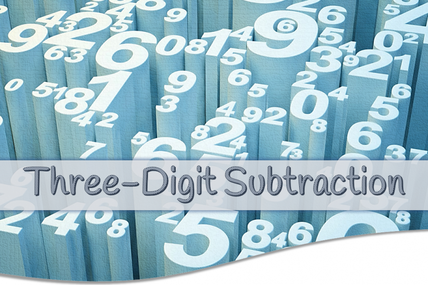 Three-Digit Subtraction