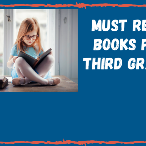 Must-Read Books For Grade Three