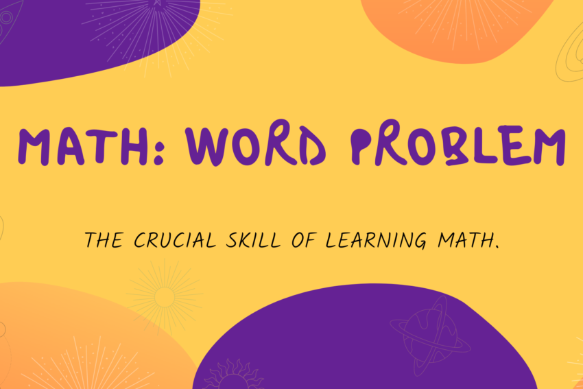 Math: Word Problem